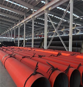 Characteristics of Epoxy Coated Steel Pipe